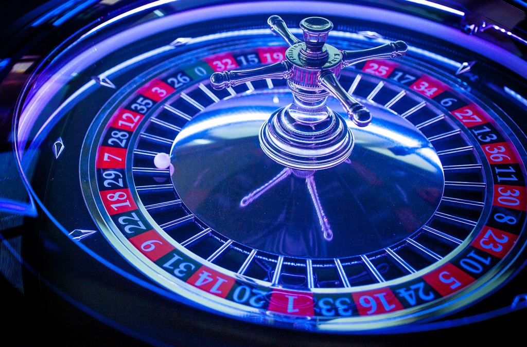 Roulette remote viewing