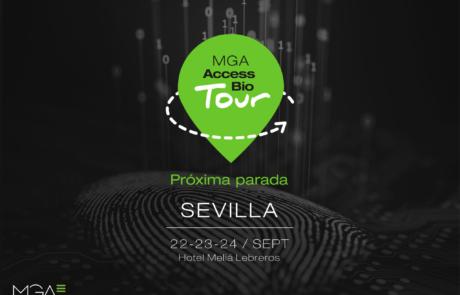 MGA ACCESS BIO TOUR Sevilla