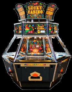 Coin Pusher Lucky Casino ~ MGA Gaming